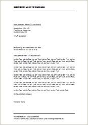 Bewerbung Abteilungsleiter Verkauf - Abteilungsleiterin Vertrieb (Bewerbung Download)