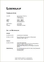 Bewerbung Apotheker - Apothekerin (Bewerbung Download)
