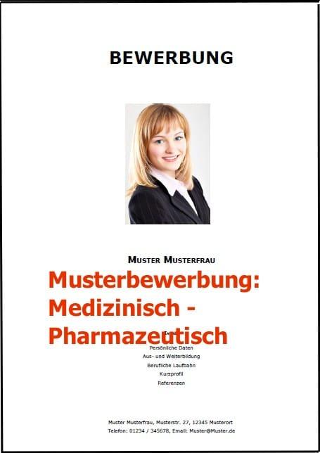 Bewerbung Medizinisch Pharmazeutische Fachangestellte